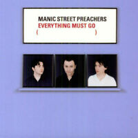 MANIC STREET PREACHERS Everything Must Go - 20th Anniversary CD *NEW & SEALED*