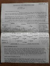 1966/67 ARSENAL v LEYTON ORIENT MAY 1967 FANS CUP FINAL THE LEWIS CUP @ ILFORD