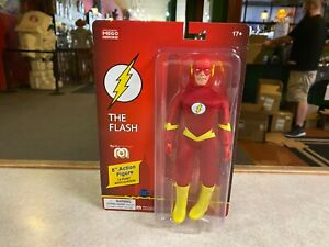 """2021 Mego DC Comics Super Heroes THE FLASH Wally West 8"""" Action Figure MOC"""