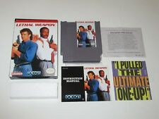 Lethal Weapon (Nintendo NES, 1993)