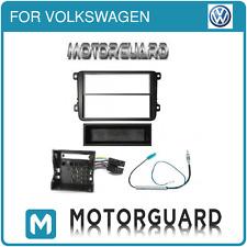 VW CADDY JETTA EOS GOLF MK5 MK V AUTO CD RADIO STEREO MONTAGE SET ADAPTER