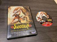 Sandokan DVD Contro Il Leopardo De Sarawak
