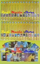 28 VHS+acomptes provisionnels NATIONAL GEOGRAPHIC TOME 1/28 MERVEILLES série