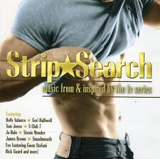 STRIP SEARCH TV Series Soundtrack CD - James Brown Rick Guard Smashmouth Eve ++
