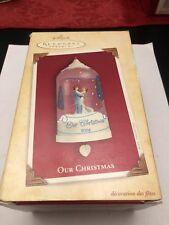 2004 Hallmark Our Christnas Ornament