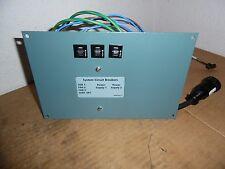 Corcom System Circuit Breaker Panel, 20amp -m/n 342864 New F7357 20A