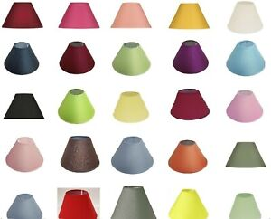 STYLISH & MODERN COTTON FABRIC COOLIE CEILING LIGHT SHADE & TABLE LAMPSHADE