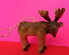 Christmas Moose Christmas Tree Ornament Collectible Gift