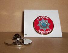 Merseyside Fire Brigade Lapel pin badge