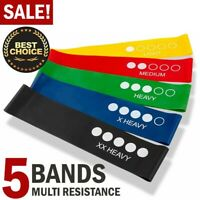 Resistance Bands Strength Fitness for Exercise Sports Fitness Home Gym Yoga