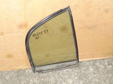 2003-2006 Infiniti G35 Right Rear Door Vent Glass