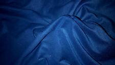 tela ante ante terciopelo extensible cuello pato azul 100x140 cm