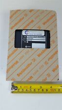 Weidmuller 7940010234 FTX/DMA Signal Conditioner 4-20mA 240VAC - New Sealed