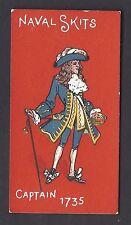 YOUNG - NAVAL SKITS - CAPTAIN 1735