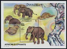 Somalia MIBK 74 MNH Elephants