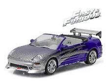 Mitsubishi Fast & Furious Diecast Vehicles