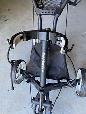 CaddyTek CaddyLite EZ V8, EZ-Fold Golf Push Cart, Version 8 , Dark Grey