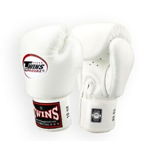 TWINS SPECIAL BOXING GLOVES WHITE (BGVL-3)