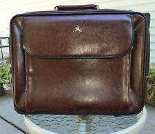 Polo Meisdo Leather Carry On Travel Luggage Very Nice.