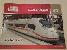 Catalogo Fleischmann H0 2011 2012 in Tedesco