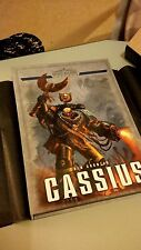 Space Marine Legends Cassius Limited Edition Ben Counter Warhammer40k New