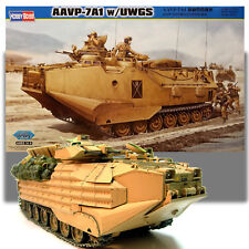 HOBBY BOSS 1/35 AAVP-7A1 W/UWGS MODEL82412 KIT