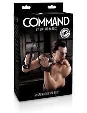 Sir Richard Command Suspension Cuff Set Premium Bondage Restraint Kit