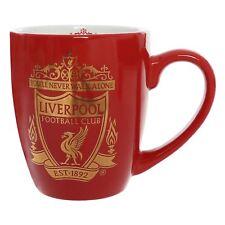 Liverpool FC Red Football Bistro Mug AW 18/19 LFC Official
