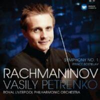 VASILY/RLPO PETRENKO - SINFONIE 1 D-MOLL OP.13 & PRINZ ROSTISLAV  CD NEU