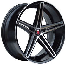 """18"""" ALLOY WHEELS AXE EX14 FITS AUDI A3 S3 TT VW GOLF BEETLE 5X100"""