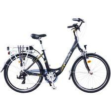 Elektrofahrrad Damen Fahrrad EasyBike Move 250W 20Kg 26 Zoll Schwarz