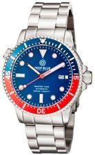 Deep Blue Automatic Master 1000 40mm Dive Watch MINT