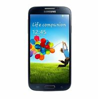 BLACK Unlocked Samsung Galaxy S4 GT-I9500 16GB 13MP Android OS GSM 3G Smartphone