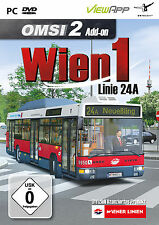 OMSI 2 add-on Vienna 1-linea 24a