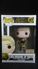 Funko Pop Game of Thrones 87 Ser Brienne of Tarth BoxLunch