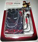 Marvel Iron Man Cell Phone Noise Isolating Earphones Avengers Initiative Xmas