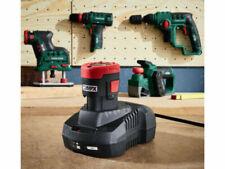 Parkside 12v 4Ah or 2Ah Battery & Charger for All Parkside X12v Series Tools