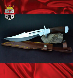 KingForge - 087S Stalwart, high carbon steel hunting knife weapon survival gift