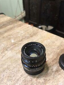Leica Summarit 50 Mm F 2.8