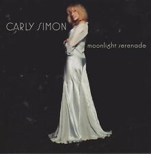 """CARLY SIMON CD: """"MOONLIGHT SERENADE"""" 2005"""