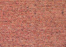Faller 170604-Mur Plaque Grès vert-jaune-marron 250 x 125 mm-Neuf