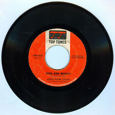 Philippines JOSE MARI CHAN High And Mighty OPM 45 rpm Record