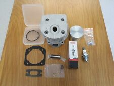 Hyway Nikasil cylinder piston kit for Husqvarna 51 55 55 Rancher w/gaskets