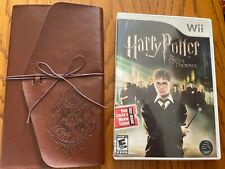Harry Potter and the Order of the Phoenix (Nintendo Wii) Original Case N Manual!
