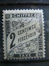 FRANCE neuf  taxe n° 11