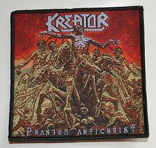 KREATOR - Phantom Antichrist - Patch - 9,8 cm x 10 cm - 164075
