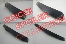 Painted BMW E46 3-series coupe 2D AC type roof spoiler color-300 Alpine White ◎