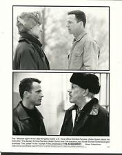 Aidan Quinn Ben Kingsley Donald Sutherland The Assignment 1997 movie photo 10584