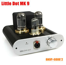 Little Dot MK 9 OCL 6N9P+6080*2 HIFI stereo Tube Headphone amp power Amplifier