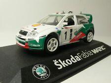 HT0215) SKODA FABIA WRC #1 KADEN 1:43 MINT NO BOX